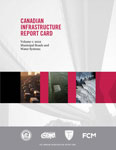 2012 Canadian Infrastructure Report Card cover