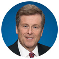 His Worship Mayor John Tory Photo