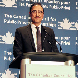 A Luncheon Event Featuring The Hon. Amarjeet Sohi