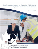 The Economic Impact of Canadian P3 Projects PDF