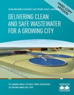 Regina Wastewater Treatment Plant Upgrade - Hard Copy