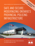 Ontario Provincial Police Modernization Project