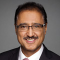 The Honourable Amarjeet Sohi Photo